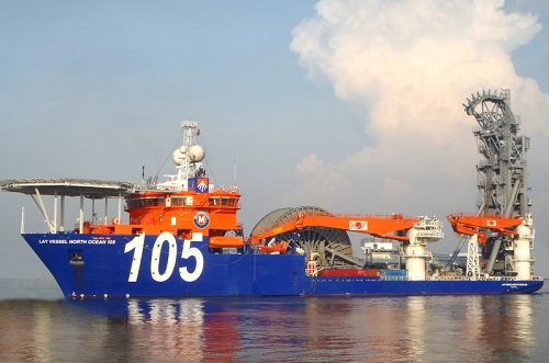 McDermott installs first reel-lay pipe-in-pipe offshore Malaysia
