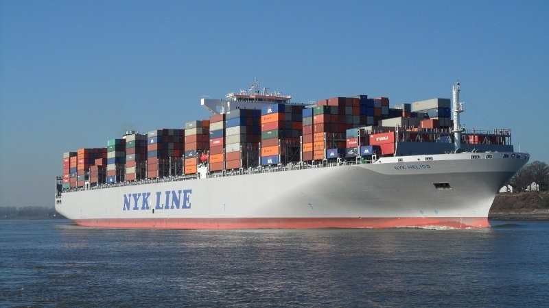NYK shifts box stowage centre from Singapore
