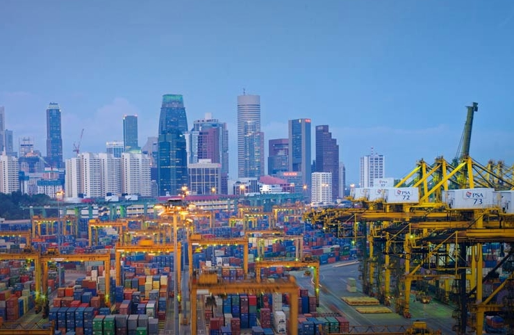 New port agency launches in Singapore
