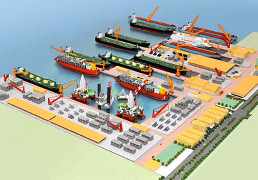 Sembcorp Marine invests in new facility for Tuas yard