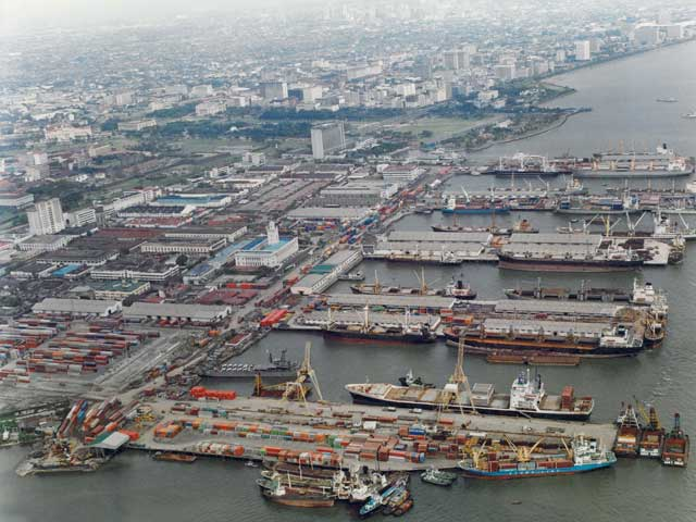 Empties to be shifted out of Manila