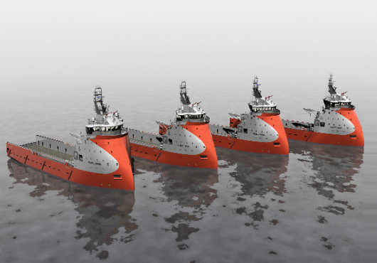 Otto orders four PSVs in China