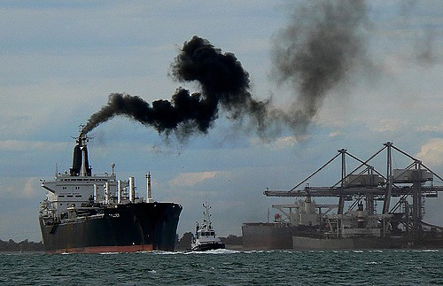 Myanmar cracks down on ship pollution
