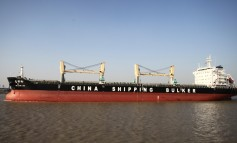 China Shipping Development to order three bulkers